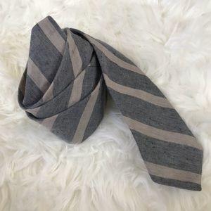 {J. Crew} Stripe Classic Tie
